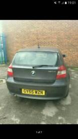 BMW 120d diesel