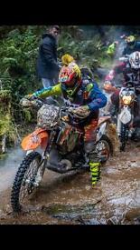 Mx quad superbike courier