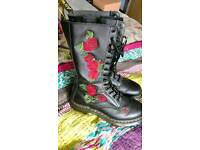 Women's DM Boots
