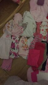 3- 6 months girls clothes
