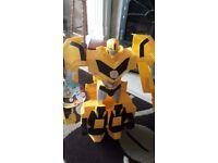 Large bumblebee transformer
