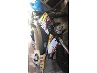 Big wheel M2R 140cc 4 stroke £650 no offers