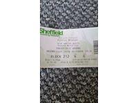 1 justin bieber ticket