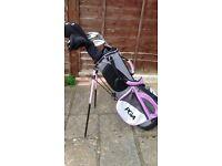 Junior pga golf set age 7-12