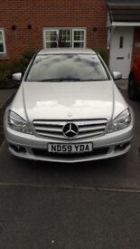 2010 Mercedes-Benz C180 Kompressor 1.6 Blue efficiency Executive SE