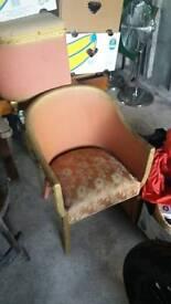 Lloyds loom chair