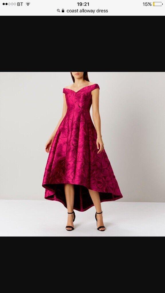 Coast Dress Size 8 Alloway wedding prom