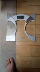 Salter weighing scales
