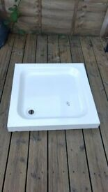 New Shower Tray 760 x 760