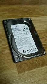 500gb seagate hard drive