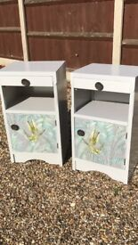 Stunning bedside tables