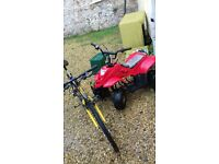moutain bike and quad for sale 55 the pair