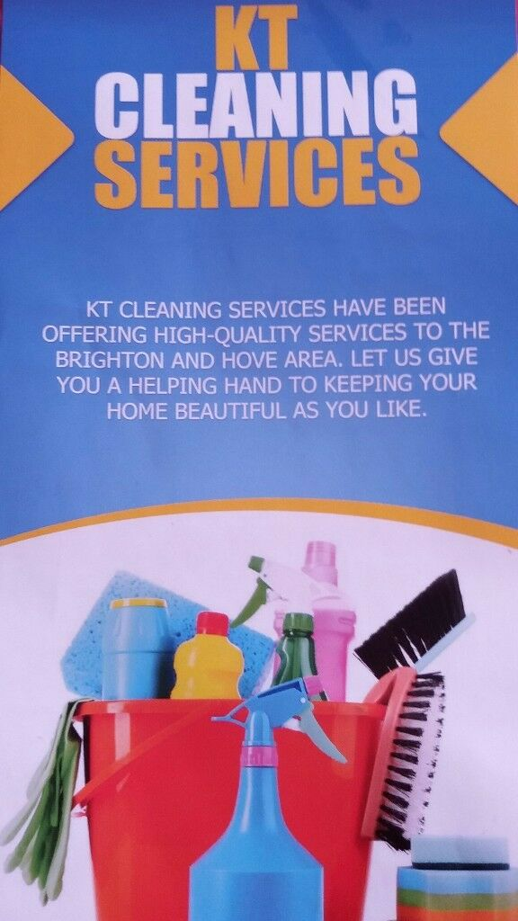KT CLEANING SERVICES In Hove East Sussex Gumtree