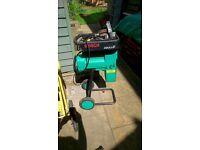 Bosch 2200 AXT HP garden shredder - spares or repair