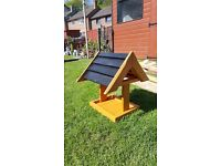 handmade bird table (free delivery within 5 miles)
