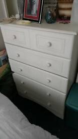House clearance chest of drawers