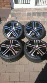 AXE EX6 Wheels and tyres
