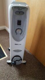 Proline oil filled radiator