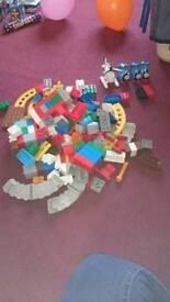 Thomas and Friends Mega Bloks Junior Builders