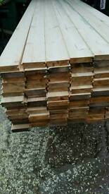 Tongue & Groove Floor Board (30mm x 120mm) 3.9mtr Lengths