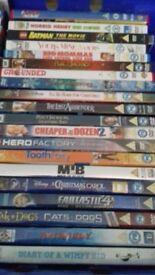 children's and teen dvds