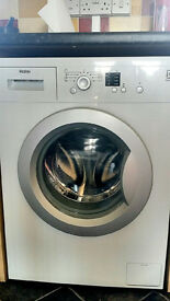 Haier HW50-1010 5kg 1000 Spin White A Rated Washing Machine 1 YEAR GUARANTEE FREE FITTING