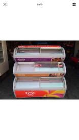 Very good condition full working commercial ice cream freezer only £350 price