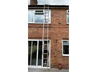 Double Extension Ladder.