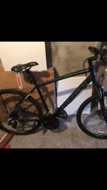 Bicycle for sale in great working order. Has not been used often