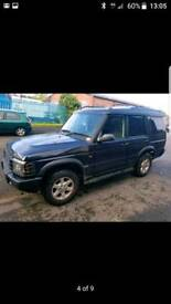 Land rover discovery 2 td5 pursuit 7 seat seater