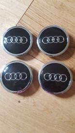 AUDI wheel cntrs & decal