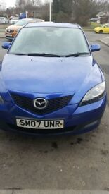 Mazda on special offer. 2 owners. 1 year mot and service history. Must see