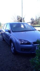 Ford Focus Zetec Good reliable car with full service history