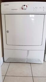 Tricity Bendix Freestanding Condensor Dryer