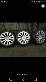 """19"""" Alloy wheels 5x112 Audi"""