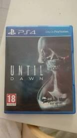 Until Dawn, PS4