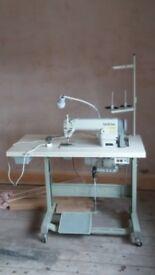 brandnew industrial brother sewing machine