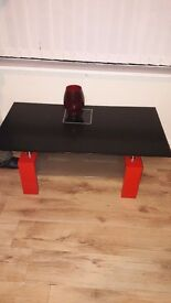 Coffee table n tv stand