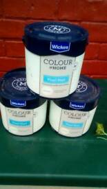 Matt vinyl emulsion 3pots jade whispers
