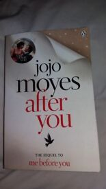 JOJO MOYES after you book