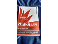 Criminal Law revision support