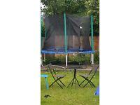 10ft trampoline brand new