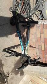 B'Twin peddle bike