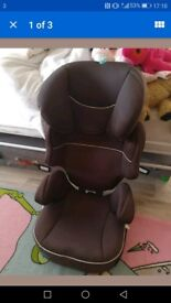 Free Child car seat / booster seat