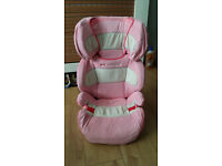 CYBEX High Back Car Seat Integrated Booster