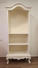 Beautiful open wardrobe/bookcase