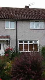 For Sale 2 Bedroom Mid Terrace House Property Bewick Crescent Newton Aycliffe Front and Rear Garden