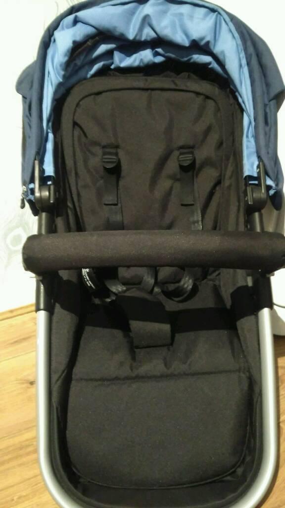 Mothercare Roam pram, pushchair seat unit