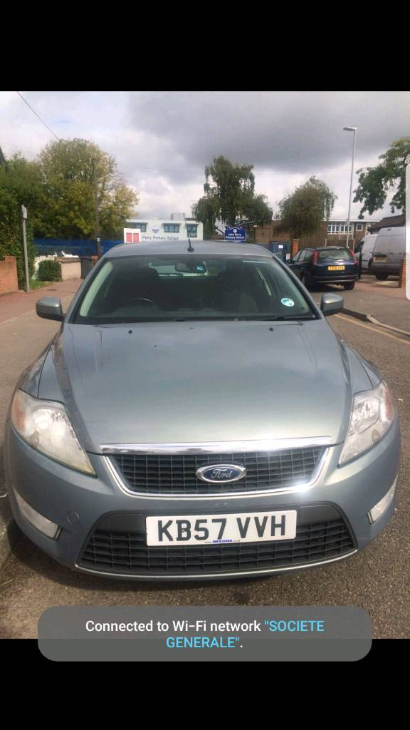 FORD MONDEO 2.0D AUTO