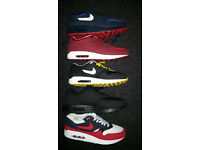NIKE AIR MAX 1 ALL SIZES MUST GO!
